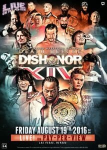 ROH Death Before Dishonor XIV Review