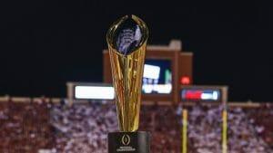 W2Mnet College Football Top 25: Week 1
