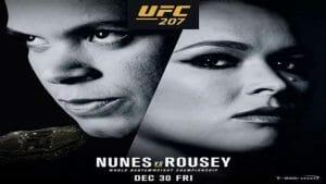 UFC 207 Preview