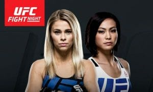 UFC on FOX 22 Preview