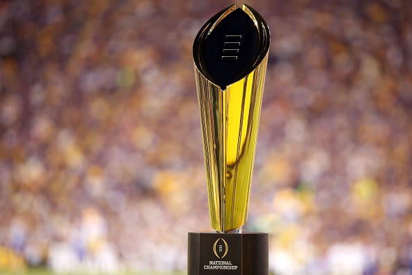 College Football Top 25