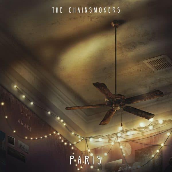 Chainsmokers Paris