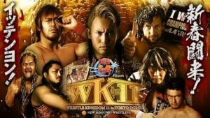 NJPW Wrestle Kingdom 11 Preview