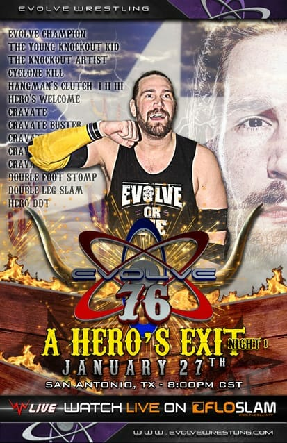 EVOLVE 76 Review