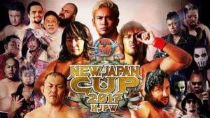 NJPW New Japan Cup 2017 Preview: Quarterfinals