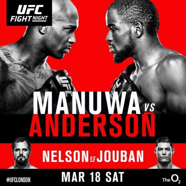 UFC Fight Night 107 Review