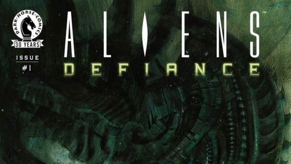 Aliens Defiance Comics