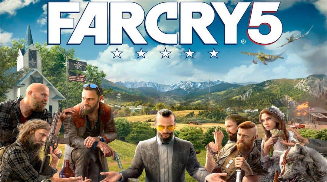 Far Cry 5 in America