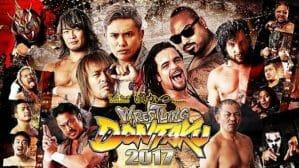 Wrestling Dontaku 2017 Preview