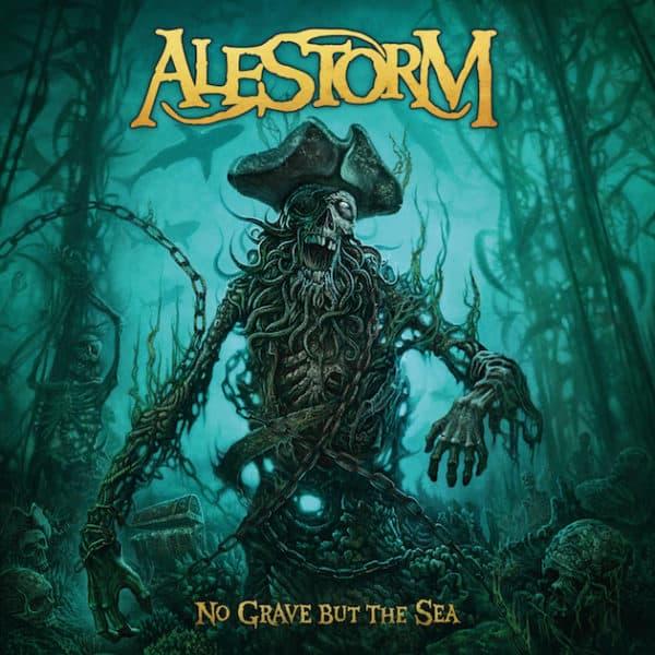 Alestorm No Grave But the Sea Review