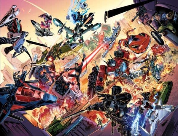 Revolution Comics