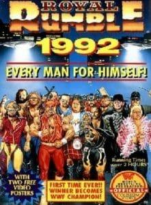 WWF Royal Rumble 1992 Review