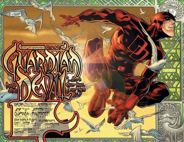 Daredevil Guardian Devil