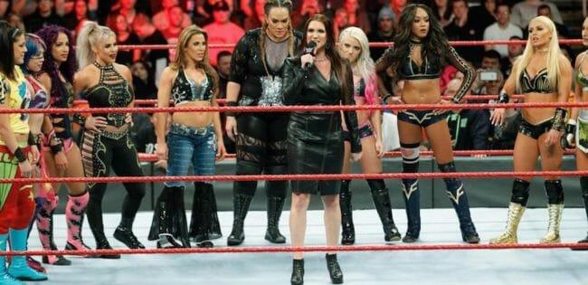 Wrestling in 2017