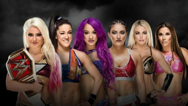 Elimination Chamber 2018 Preview