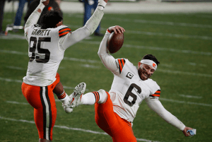 Browns Win Their Way Into the NFL Divisonal Round