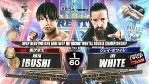 Wrestle Kingdom 15