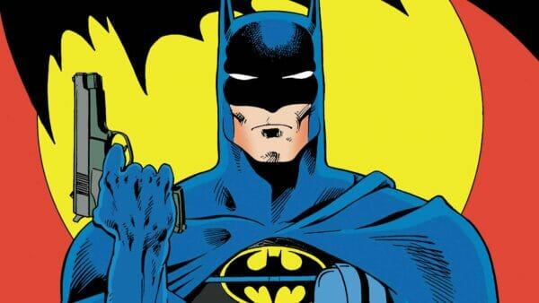 Batman Year Two