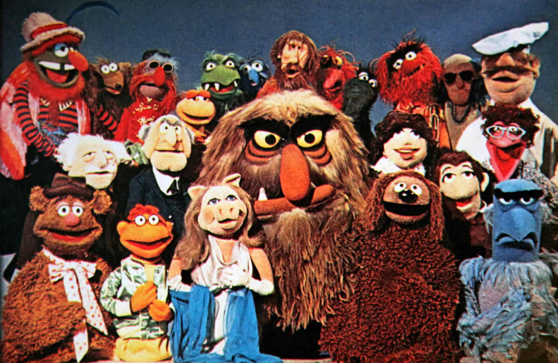 The Original Muppet Show Is Back on Disney+
