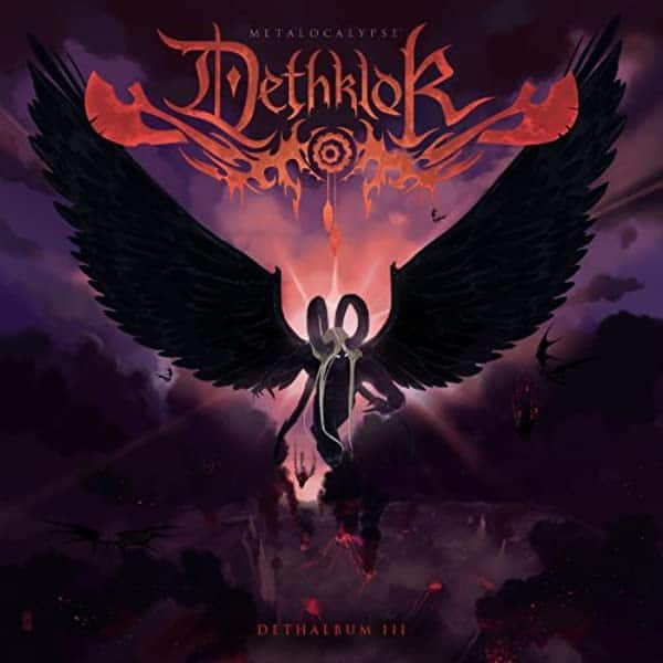 Dethklok Deathalbum 3