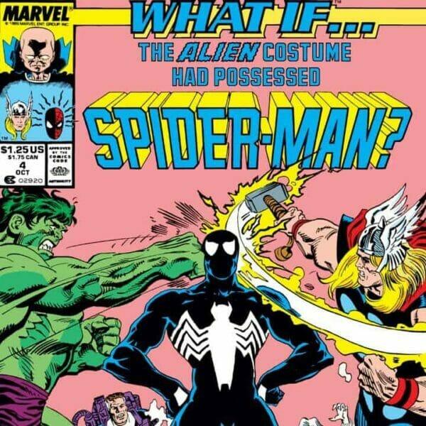 Alien Costume Had Possessed Spider-Man