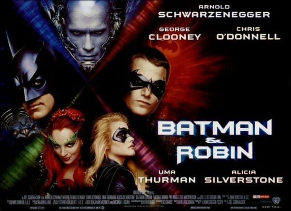 Batman And Robin, Part of Batman: The Schumacher Years