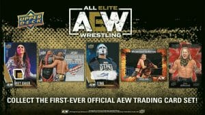 AEW Trading Cards