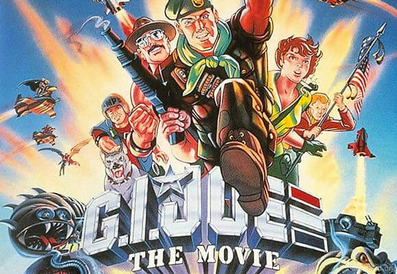 G.I. Joe The Movie 1987
