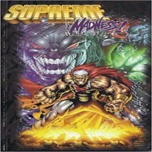 Supreme Madness Image Comics