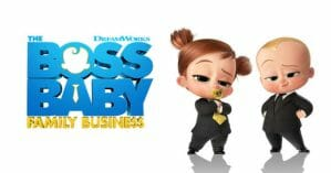 The Boss Baby Family Business