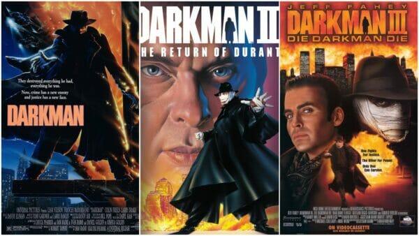 Darkman Trilogy Review