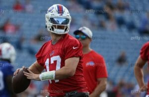 Josh Allen and His Contract Feature in the 2021 AFC Preview