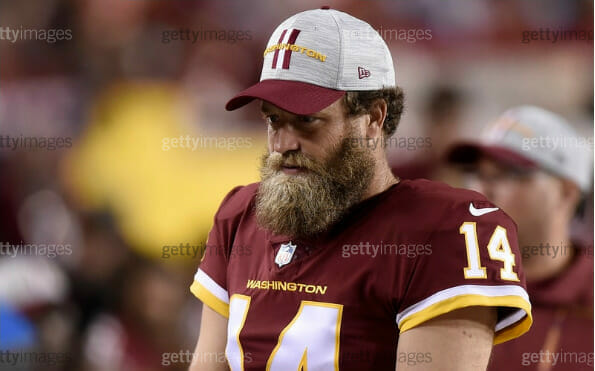 Ryan Fitzpatrick is Featured in the 2021 NFC Preview