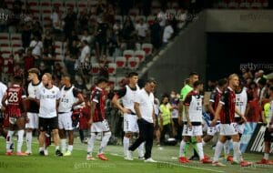 Ending Scenes after the Chaos at Marseille vs Nice