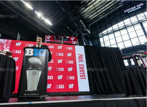 Wisconsin is Mentioned as a Favorite in the 2021 College Football Preview