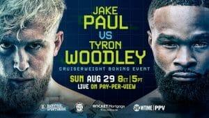 Jake Paul vs Tyron Woodley Alternative Commentary