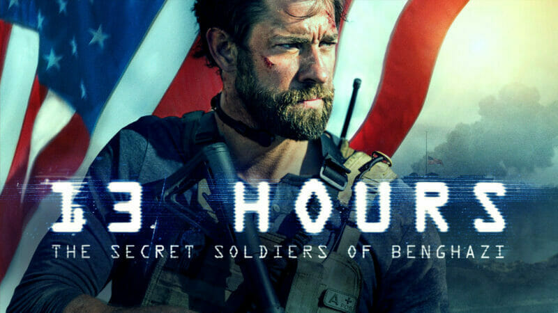 13 Hours The Secret Soldiers of Benghazi