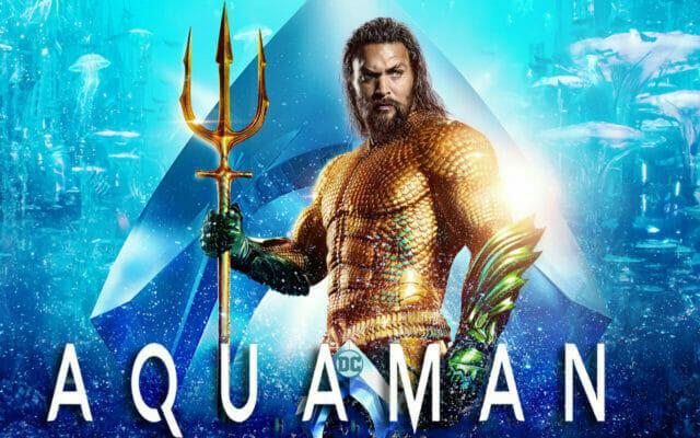 Aquaman 2018 Directed by James Wan