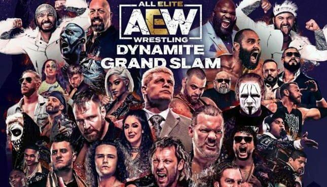 AEW Dynamite Grand Slam Review