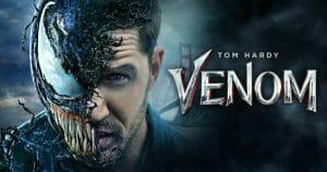Venom 2018 starring Tom Hardy Review
