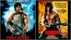 First Blood and Rambo First Blood Part II Review