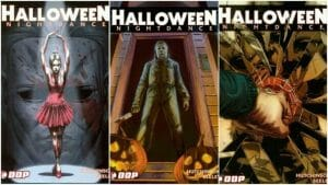Halloween: Nightdance 2008 Comic From Devils Due Publishing Review