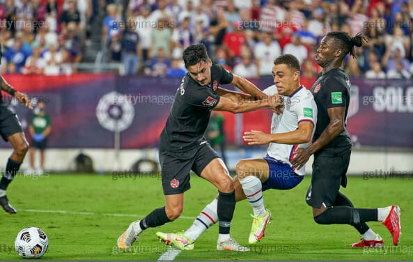 USA Only Picked Up Another Point in 2022 World Cup Qualifying vs Canada
