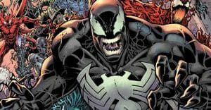 Symbiotes Discussion Featuring Venom and Carnage