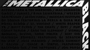 The Metallica Blacklist Album