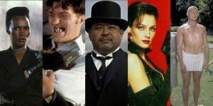 James Bond Movie Villains Discussion Part 2