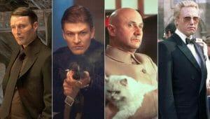 James Bond Movie Villains Discussion Part 1