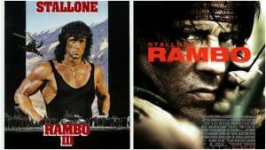 Rambo III and Rambo Review