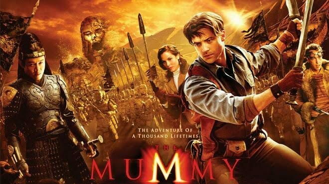 The Mummy Trilogy Review