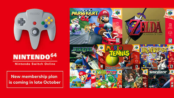 Nintendo 64 Games Come to Switch Online, Mario Movie Casting Craziness